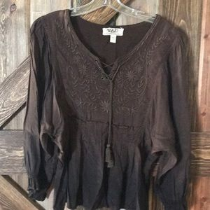 Tops - Brown top